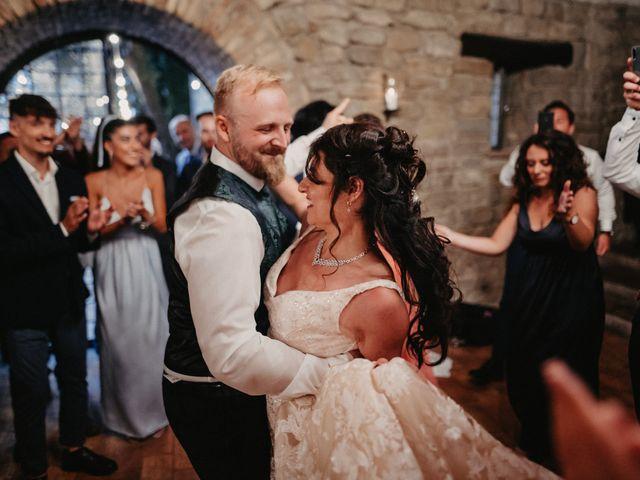 Il matrimonio di Marta e Dominik a Torgiano, Perugia 35