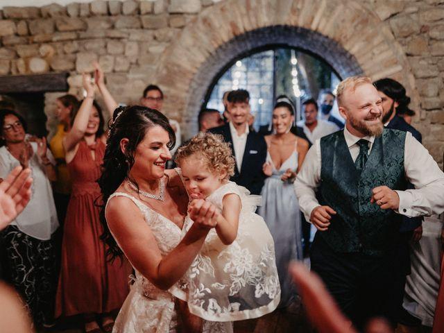 Il matrimonio di Marta e Dominik a Torgiano, Perugia 36