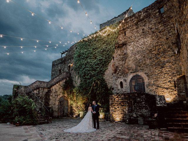 Le nozze di Dominik e Marta