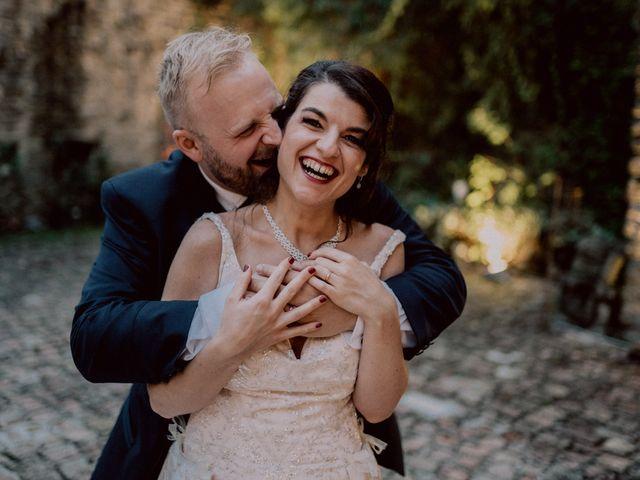 Il matrimonio di Marta e Dominik a Torgiano, Perugia 40