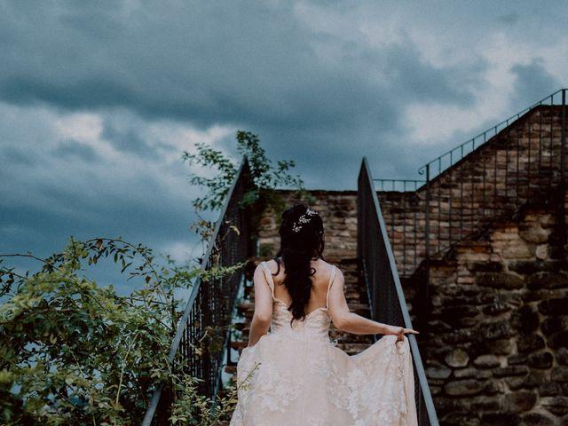 Il matrimonio di Marta e Dominik a Torgiano, Perugia 43