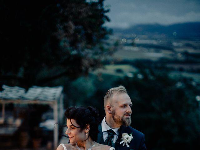 Il matrimonio di Marta e Dominik a Torgiano, Perugia 45