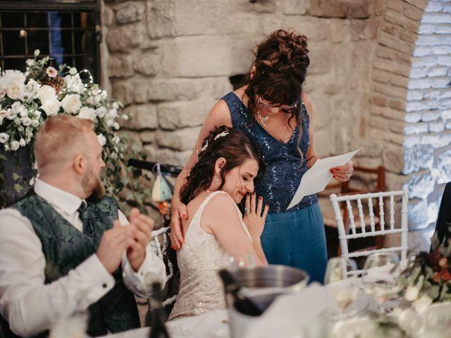 Il matrimonio di Marta e Dominik a Torgiano, Perugia 49