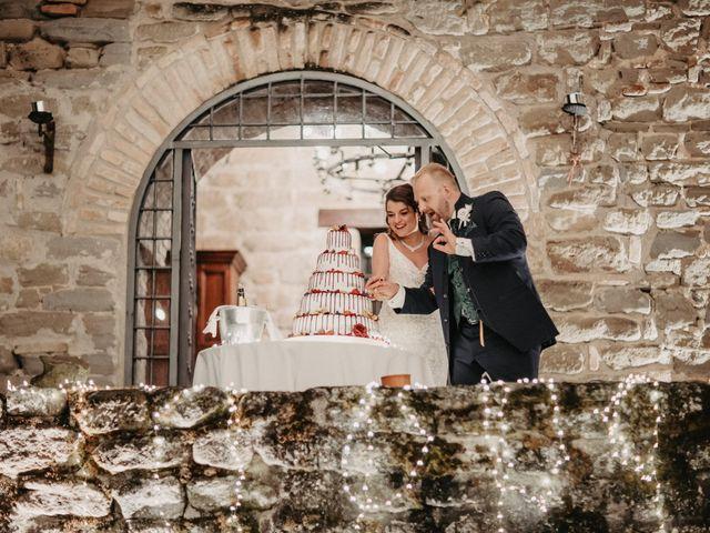 Il matrimonio di Marta e Dominik a Torgiano, Perugia 53