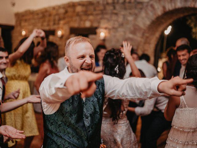 Il matrimonio di Marta e Dominik a Torgiano, Perugia 59