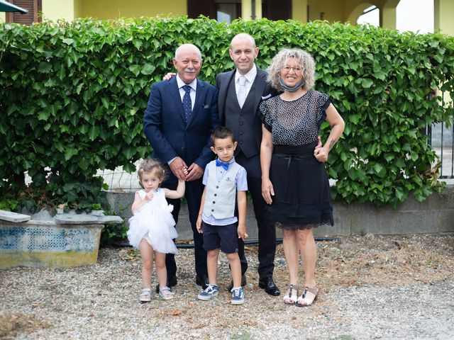 Il matrimonio di Giuseppe e Ilaria a Casei Gerola, Pavia 143