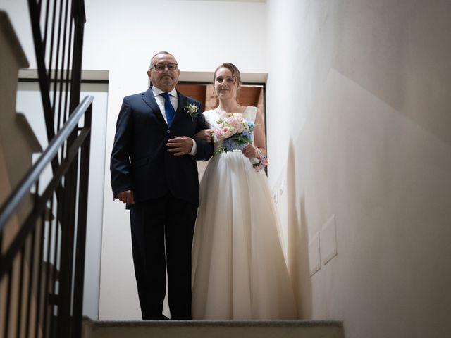 Il matrimonio di Giuseppe e Ilaria a Casei Gerola, Pavia 202