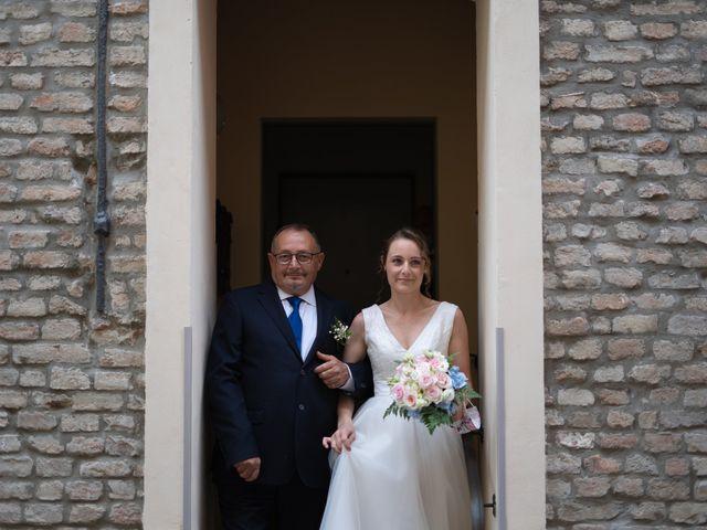 Il matrimonio di Giuseppe e Ilaria a Casei Gerola, Pavia 203
