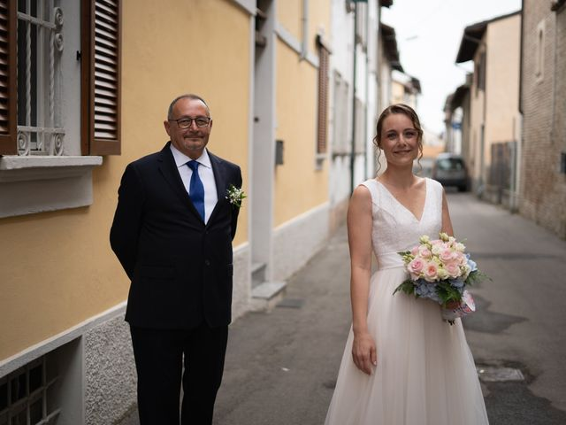 Il matrimonio di Giuseppe e Ilaria a Casei Gerola, Pavia 204