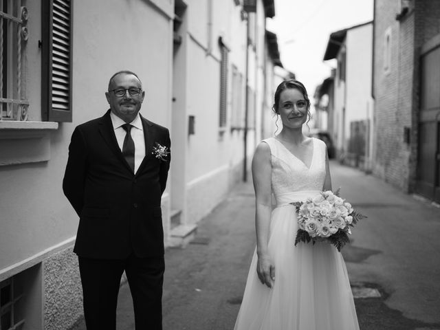 Il matrimonio di Giuseppe e Ilaria a Casei Gerola, Pavia 205