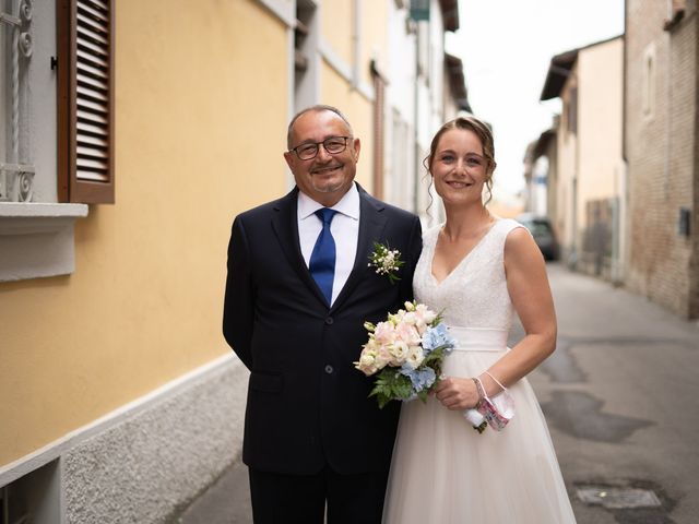Il matrimonio di Giuseppe e Ilaria a Casei Gerola, Pavia 206