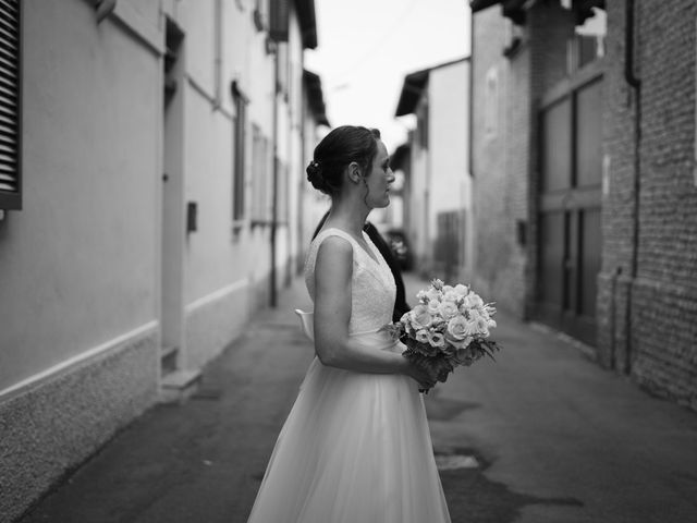 Il matrimonio di Giuseppe e Ilaria a Casei Gerola, Pavia 207