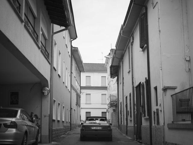 Il matrimonio di Giuseppe e Ilaria a Casei Gerola, Pavia 210