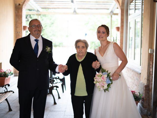 Il matrimonio di Giuseppe e Ilaria a Casei Gerola, Pavia 217