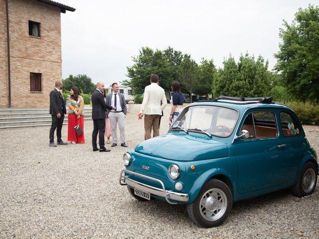 Il matrimonio di Giuseppe e Ilaria a Casei Gerola, Pavia 225