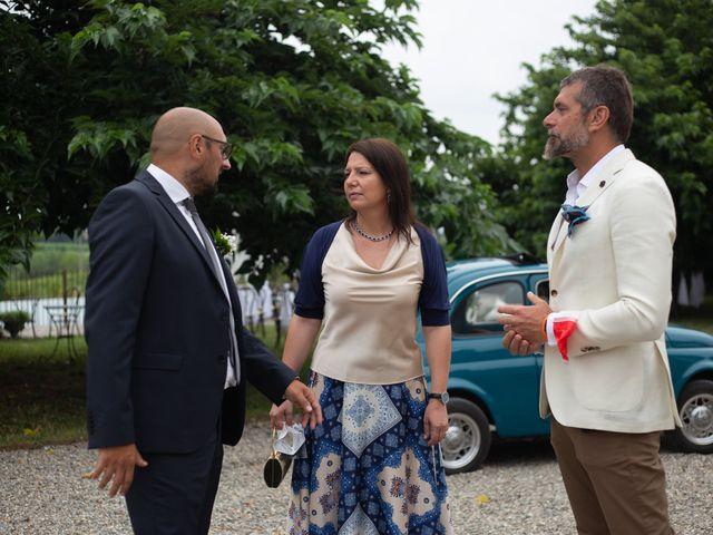 Il matrimonio di Giuseppe e Ilaria a Casei Gerola, Pavia 231