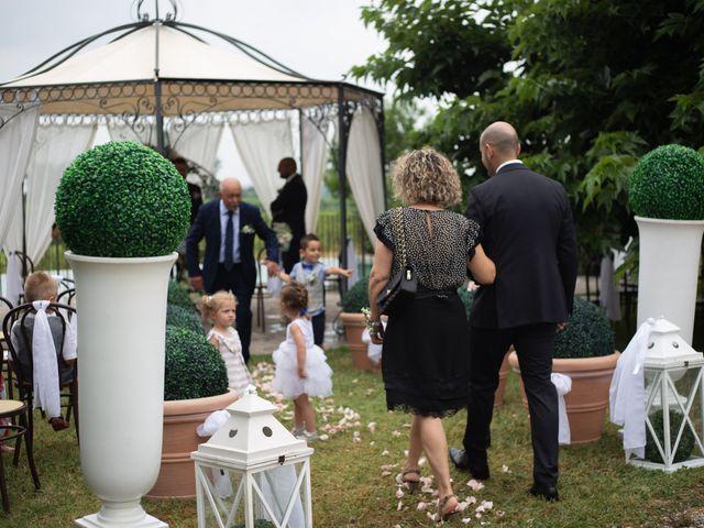 Il matrimonio di Giuseppe e Ilaria a Casei Gerola, Pavia 238
