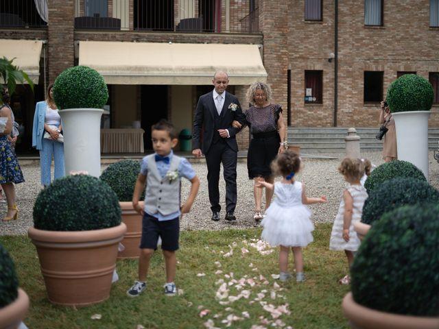 Il matrimonio di Giuseppe e Ilaria a Casei Gerola, Pavia 240