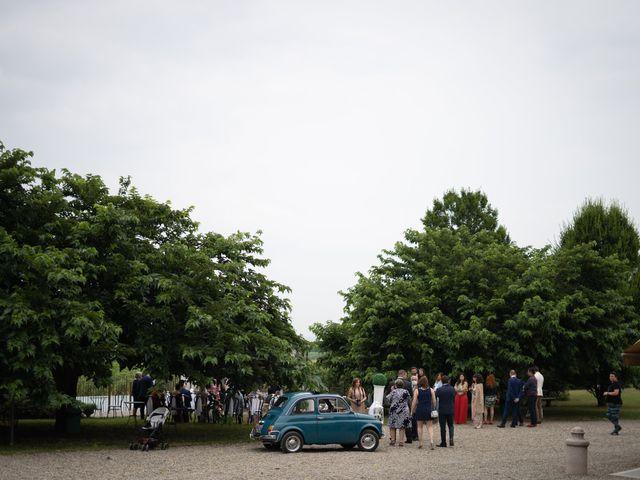 Il matrimonio di Giuseppe e Ilaria a Casei Gerola, Pavia 245