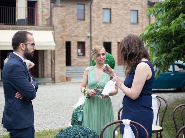 Il matrimonio di Giuseppe e Ilaria a Casei Gerola, Pavia 246
