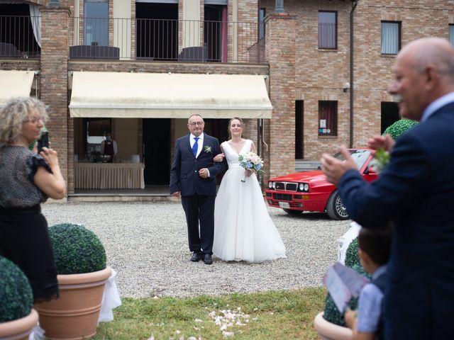 Il matrimonio di Giuseppe e Ilaria a Casei Gerola, Pavia 252