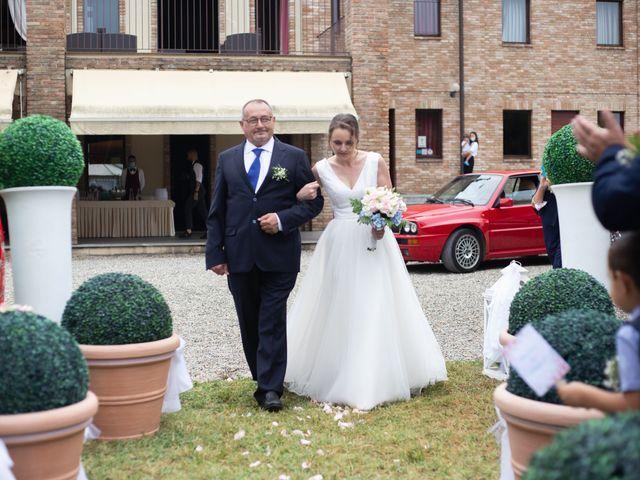 Il matrimonio di Giuseppe e Ilaria a Casei Gerola, Pavia 254