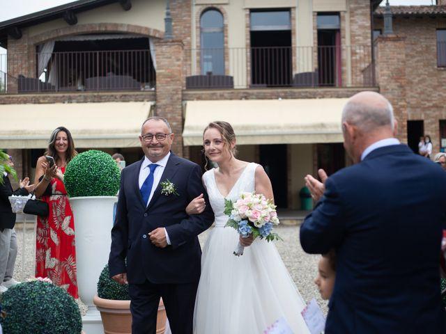 Il matrimonio di Giuseppe e Ilaria a Casei Gerola, Pavia 256