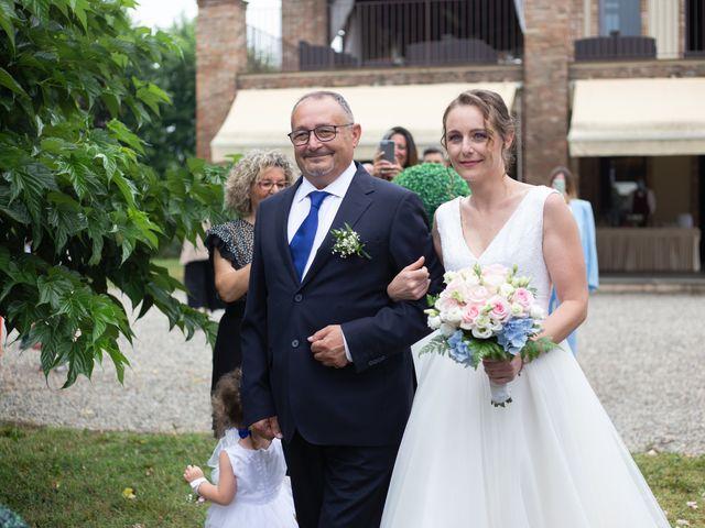 Il matrimonio di Giuseppe e Ilaria a Casei Gerola, Pavia 257