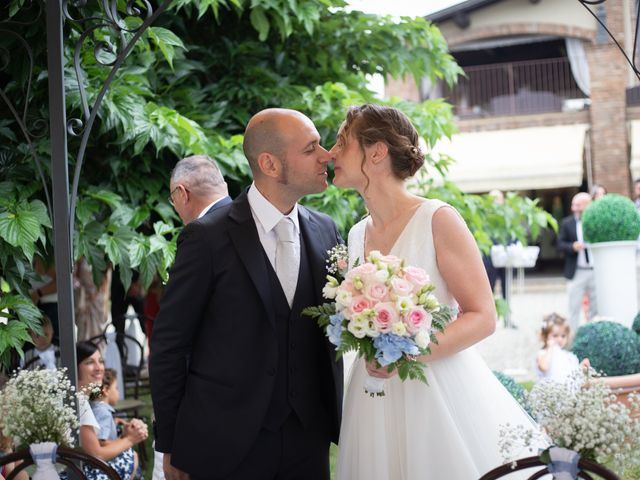Il matrimonio di Giuseppe e Ilaria a Casei Gerola, Pavia 259