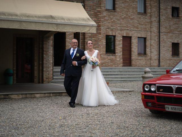 Il matrimonio di Giuseppe e Ilaria a Casei Gerola, Pavia 260