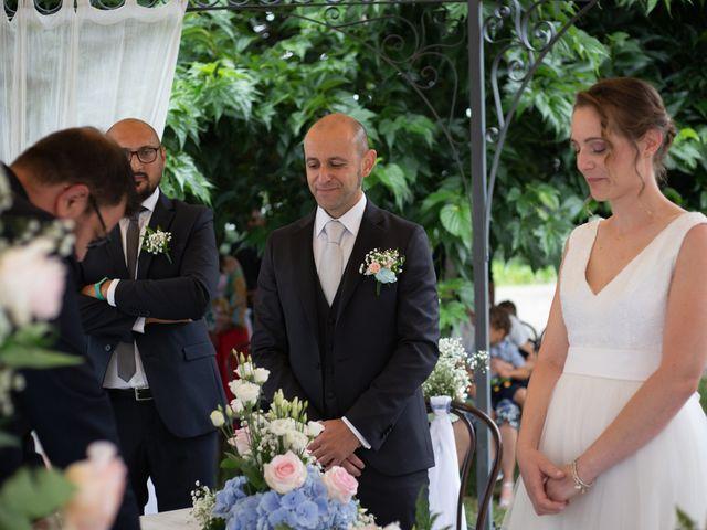 Il matrimonio di Giuseppe e Ilaria a Casei Gerola, Pavia 271