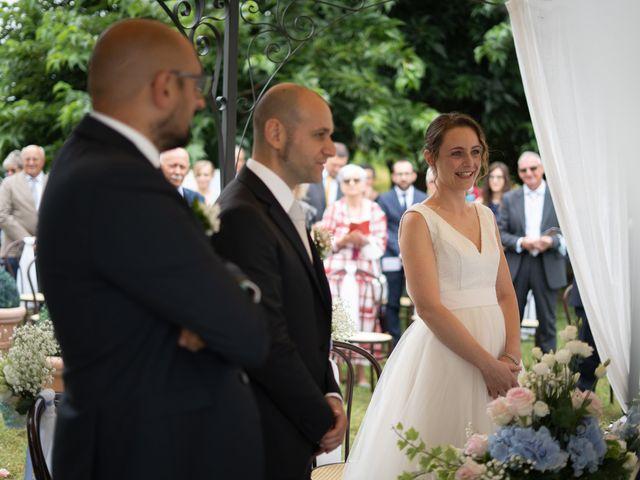 Il matrimonio di Giuseppe e Ilaria a Casei Gerola, Pavia 280