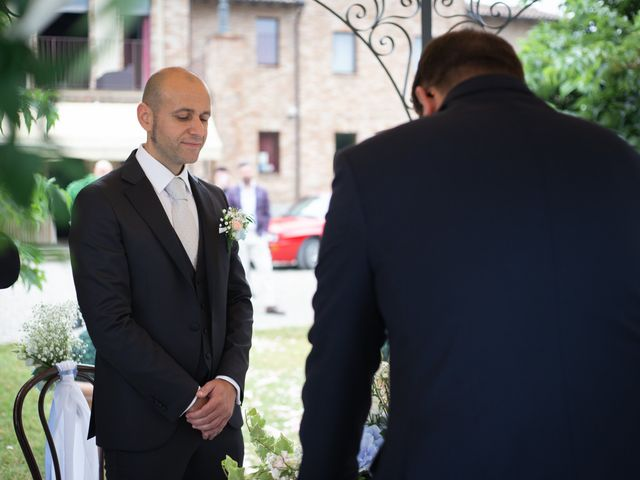 Il matrimonio di Giuseppe e Ilaria a Casei Gerola, Pavia 281