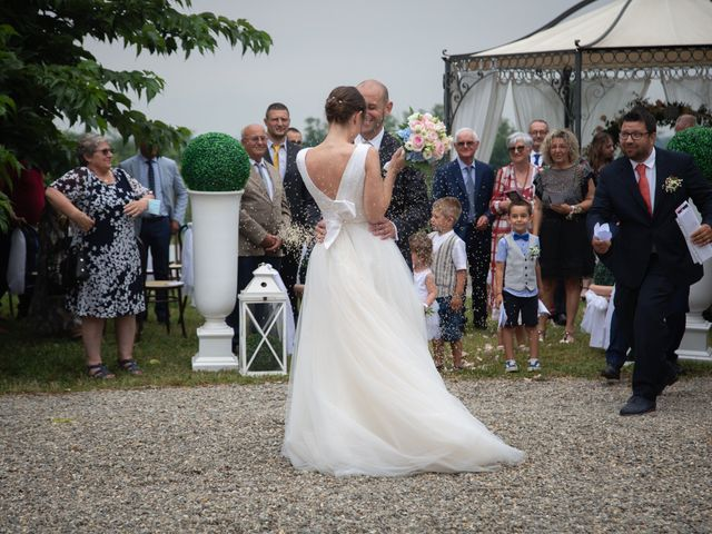Il matrimonio di Giuseppe e Ilaria a Casei Gerola, Pavia 287