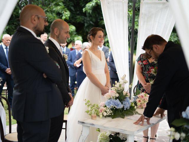 Il matrimonio di Giuseppe e Ilaria a Casei Gerola, Pavia 291