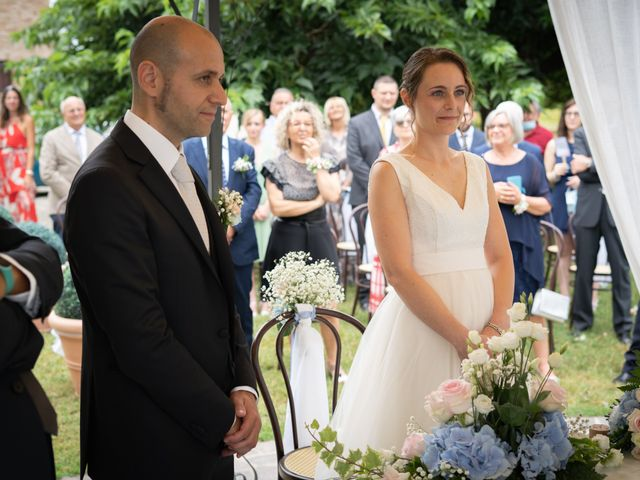 Il matrimonio di Giuseppe e Ilaria a Casei Gerola, Pavia 296