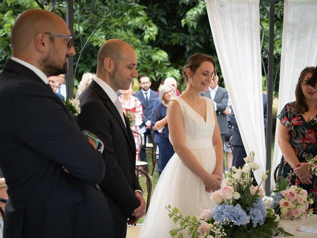 Il matrimonio di Giuseppe e Ilaria a Casei Gerola, Pavia 300