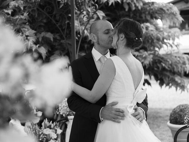 Il matrimonio di Giuseppe e Ilaria a Casei Gerola, Pavia 303