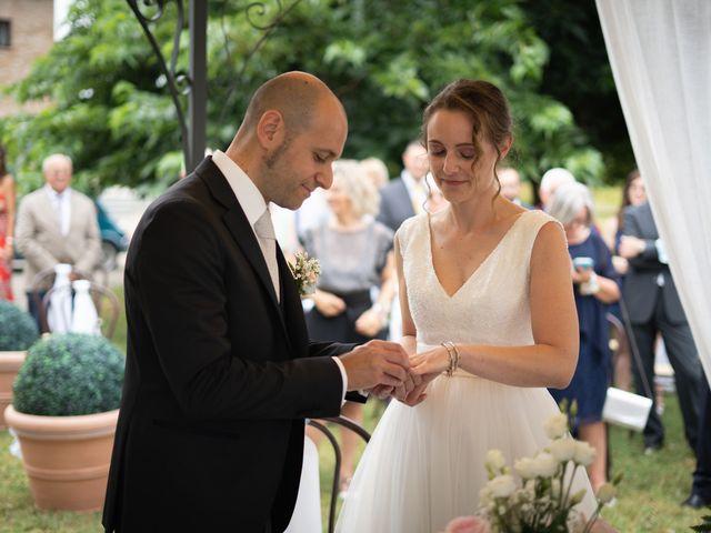 Il matrimonio di Giuseppe e Ilaria a Casei Gerola, Pavia 305