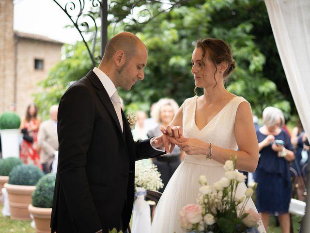 Il matrimonio di Giuseppe e Ilaria a Casei Gerola, Pavia 309