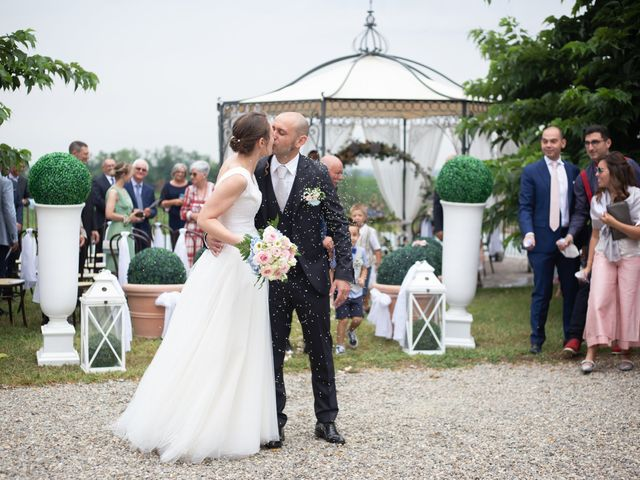 Il matrimonio di Giuseppe e Ilaria a Casei Gerola, Pavia 311