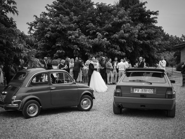Il matrimonio di Giuseppe e Ilaria a Casei Gerola, Pavia 317