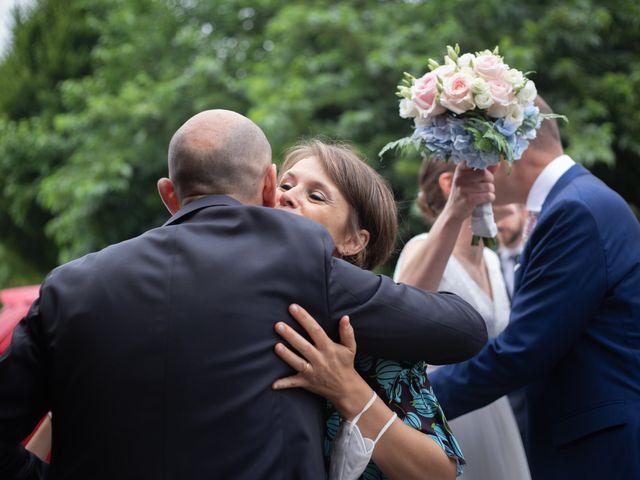 Il matrimonio di Giuseppe e Ilaria a Casei Gerola, Pavia 323