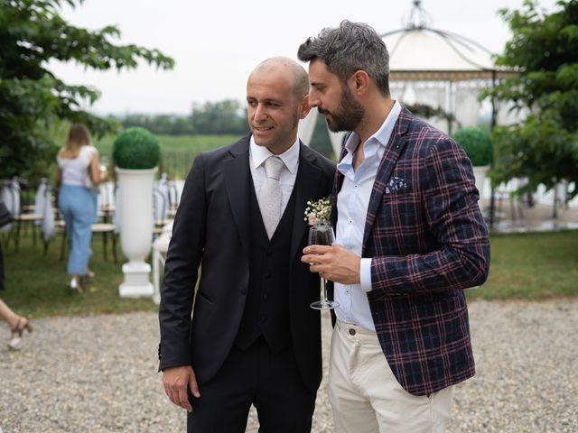 Il matrimonio di Giuseppe e Ilaria a Casei Gerola, Pavia 337