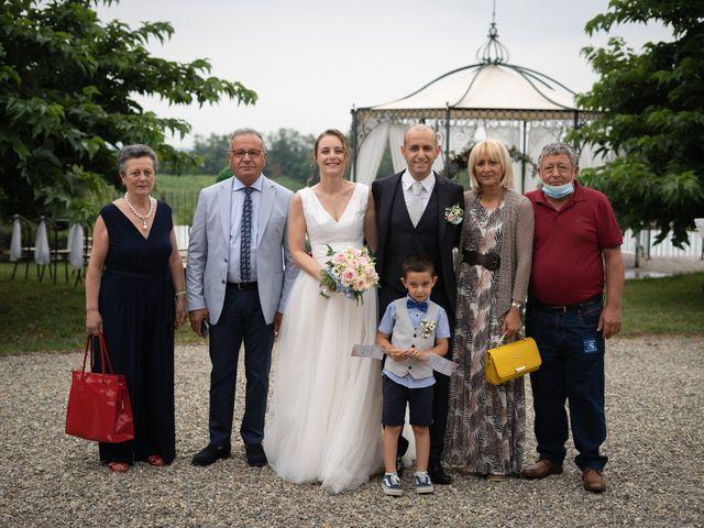 Il matrimonio di Giuseppe e Ilaria a Casei Gerola, Pavia 338