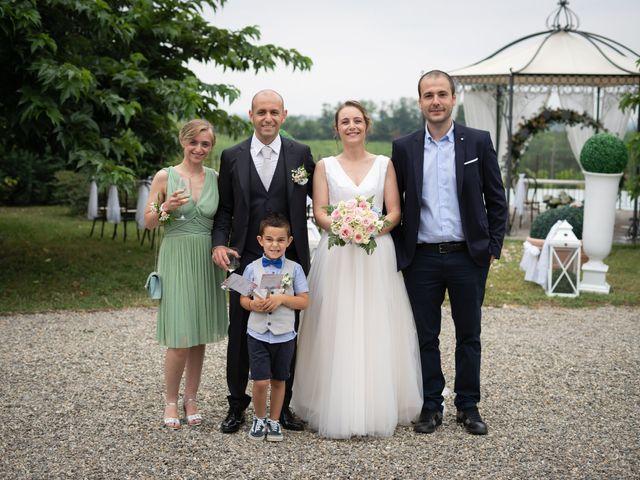Il matrimonio di Giuseppe e Ilaria a Casei Gerola, Pavia 342