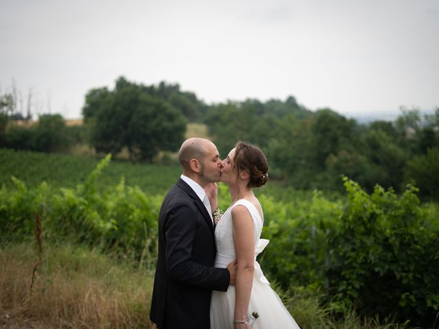 Il matrimonio di Giuseppe e Ilaria a Casei Gerola, Pavia 356