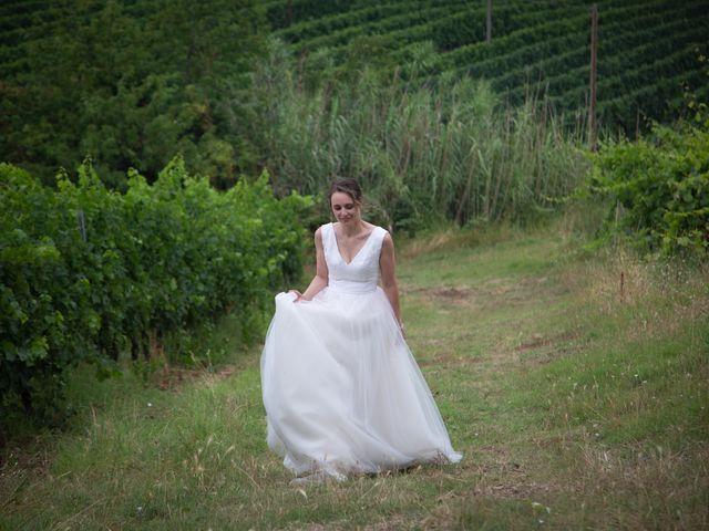 Il matrimonio di Giuseppe e Ilaria a Casei Gerola, Pavia 357
