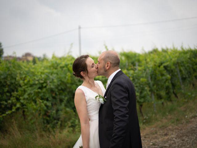 Il matrimonio di Giuseppe e Ilaria a Casei Gerola, Pavia 367