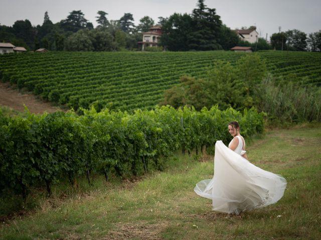Il matrimonio di Giuseppe e Ilaria a Casei Gerola, Pavia 374